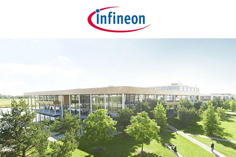 Referenz Elektrifizierung Firmenparkplatz: Infinion