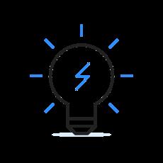 Icon - intelligent charging