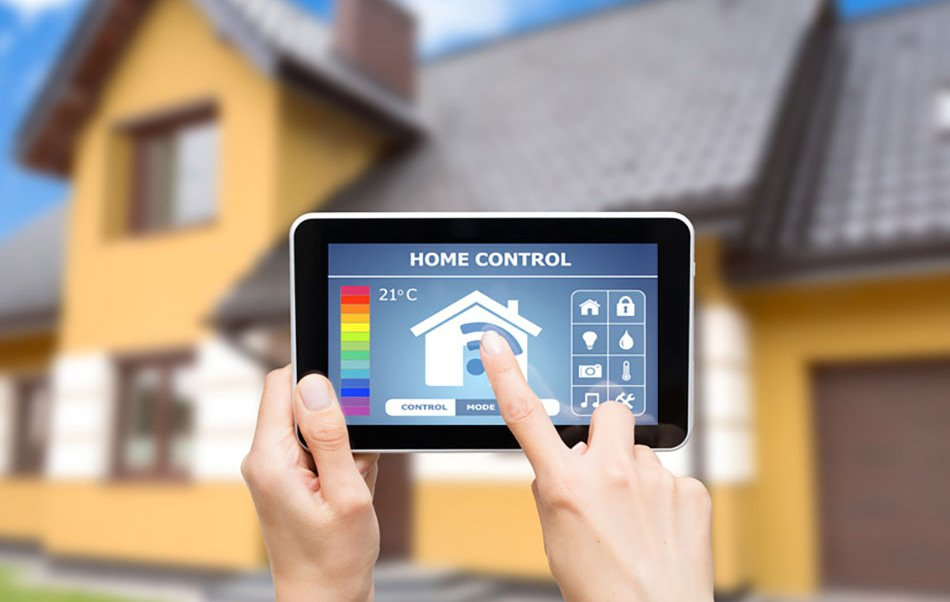 Living in a smart home