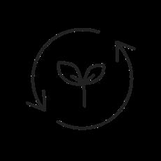 Icon - nachhaltig denken