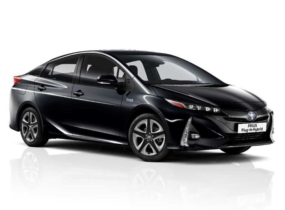Toyota Prius Plug-In Hybrid 2019