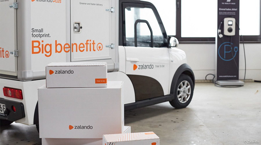 The Mobility House provides Zalando with intelligent charging and energy management system